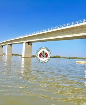 HTCC Gambia reports: Bridge connecting Gambia and Senegal opened