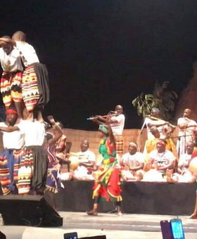 Senegal-Hungarian Cultural Event organized by HTCC and Ballet Camara